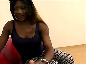 casting a German black