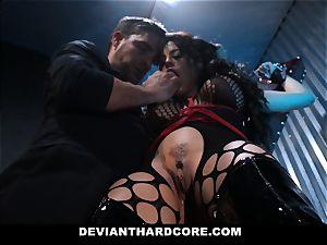 DeviantHardcore - Latina milf dominated