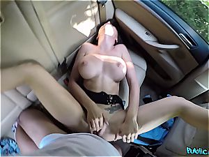 Ukrainian whore pulverizes for cash and an extra ejaculation