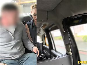 faux taxi petite woman in killer undergarments