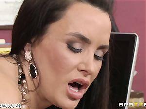 Lisa Ann - My buxomy mature hump therapist