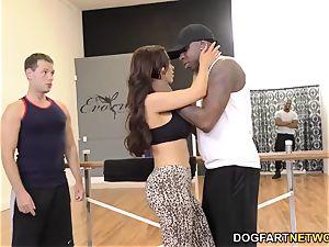 Nikki Benz enjoys ass fucking with big black cock - hotwife Sessions