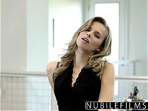 NubileFilms - Office whore ravaged Till She splashes