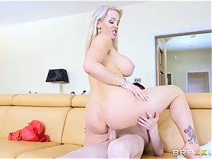double penetration with Rebecca More