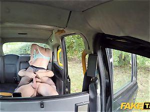 fake taxi brit blonde sweetie Amber Jayne