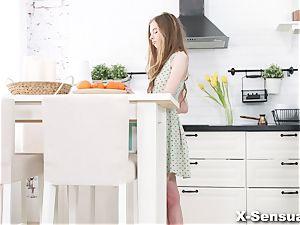 X-Sensual - Adel Bye - tasty teenager lust fruit