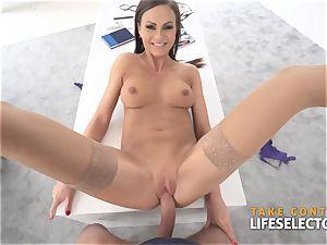 Tina Kay - jism hungry milf