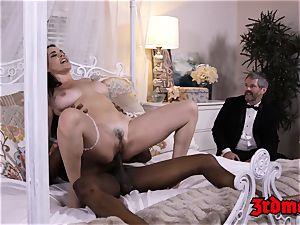 cuckold mummy bi-atch Dana bbc hammered