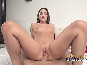 Santa's daughter-in-law wants buttfuck for Christmas
