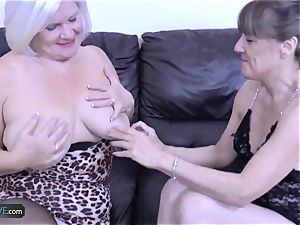 AgedLove mature Lacey starlet gonzo activity