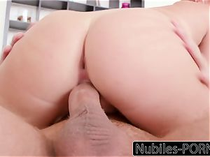 Nubiles-Porn Russian red-haired Seduced By lecturer