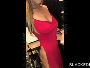 BLACKEDRAW Ex-Girlfriend Hooks Up With two BBCs After A Wedding
