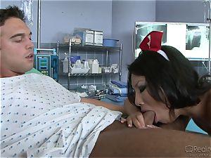 assfuck liking nurse Asa Akira