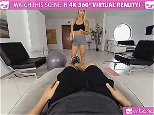 VR PORN-Nicole Aniston Gets drilled rock hard and deepthroats