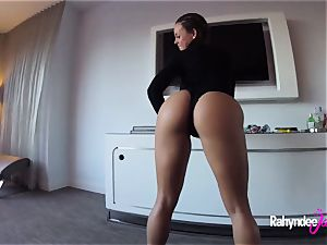 Rahyndee James swanky motel fucking point of view