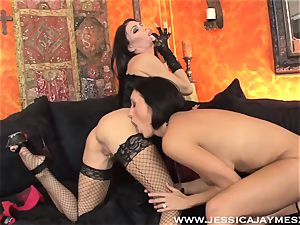 Jessica Jaymes and mischievous Dylan Ryder