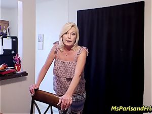 Ms Paris Rose in Paying Your Debt with My cunt