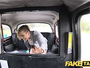 fake taxi lovely small nubile gets free rail