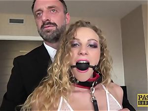 PASCALSSUBSLUTS - Angel Emily bj'ed with domination & submission sausage