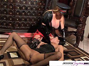 witness Taylor Wane plow Jessica Jaymes like a mega-slut