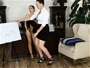slit profits are through the roof with Jane Wilde and cougar Dana DeArmond