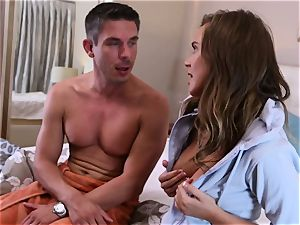 Alexis Adams - I fantasy my father's meaty heavy man-meat in my poon